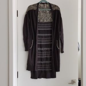 Free People Cardigan size Small